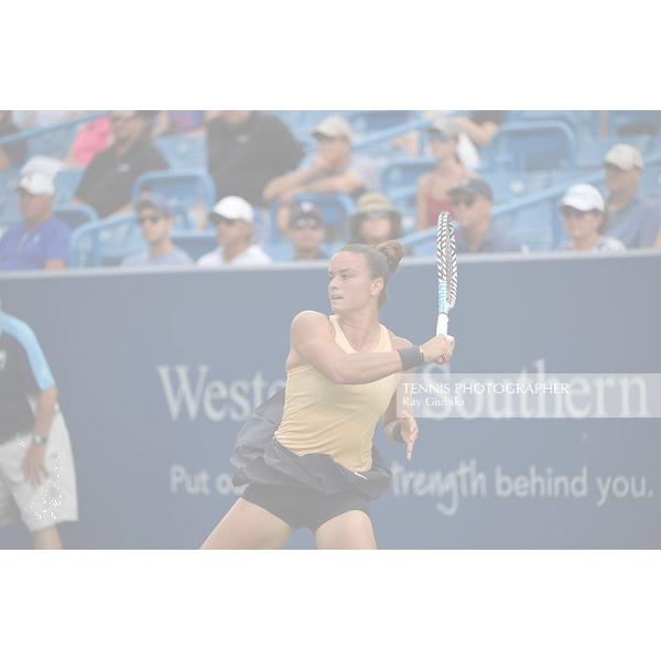 2019 W&S Cincinnati Open Maria Sakkari (GRE) Photo© Ray Giubilo