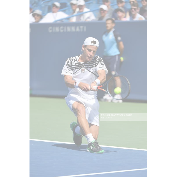 2019 W&S Cincinnati Open Diego Schwartzman (ARG) Photo© Ray Giubilo