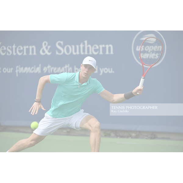 2019 W&S Cincinnati Open Denis Shapovalov (CAN) Photo© Ray Giubilo