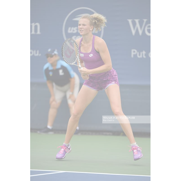 2019 W&S Cincinnati Open Katerina Siniakova (CZE) Photo© Ray Giubilo
