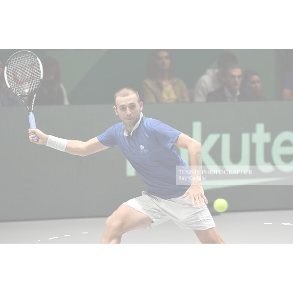 2019 DAVIS CUP FINALS by Rakuten SEMIFINAL SPAIN vs GREAT BRITAIN Daniel Evans (GBR) Photo © Ray Giubilo 2019