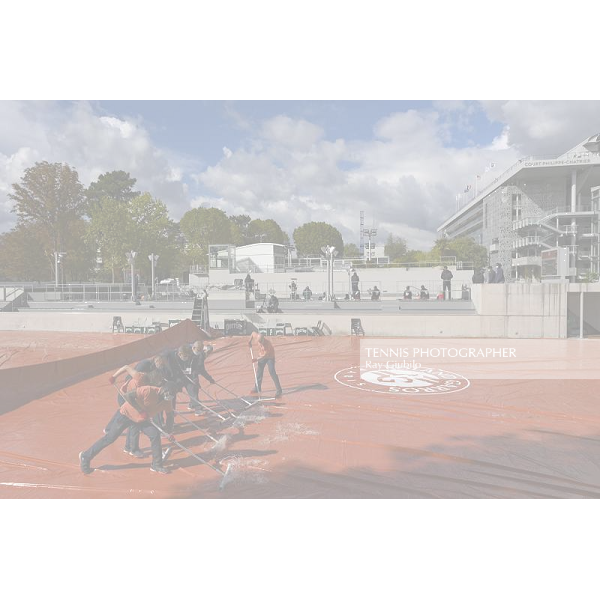 2020 ROLAND GARROS AMBIENCE Photo © Ray Giubilo