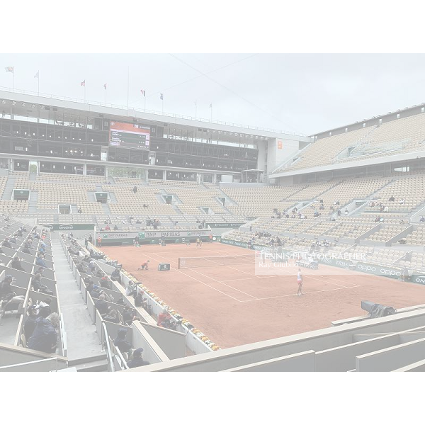 2020 ROLAND GARROS Photo © Ray Giubilo